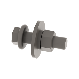 Hexagonal Bolt with Flange-Small Series M 12 40 HB-F 12 40