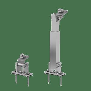 Adjustable Tilt Legs, Non-preassembly ER-TL-10 15
