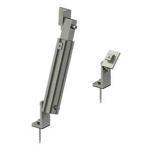 Adjustable Tilt Legs with L-feet, Preassembly TL-10 15 L PS