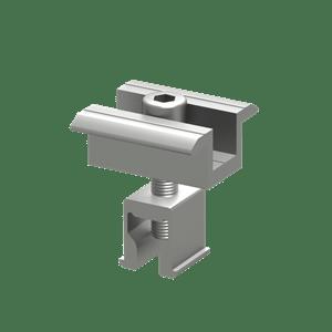 Inter Clamp with U-shape profile and M module ic-m34-36 u18