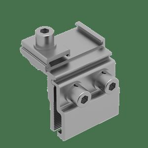 Klip-lok Interface for Standing Seam 8 suitable for DT Rail er-i-17 dt