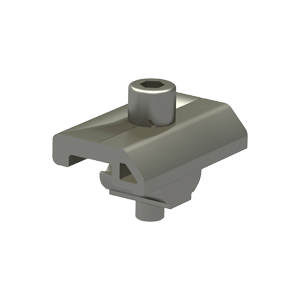 Rail Clamp for T-Raill with W Module ER-RC-T W