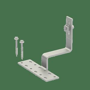 Tile Interface, Carbon Steel ER-I-01 CS with 65mm screw