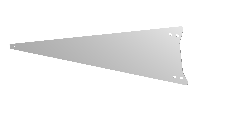 Side Wind Deflector SWD-AC 10